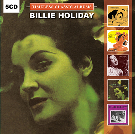 Billie Holiday/TIMELESS CLASSICS 5CD