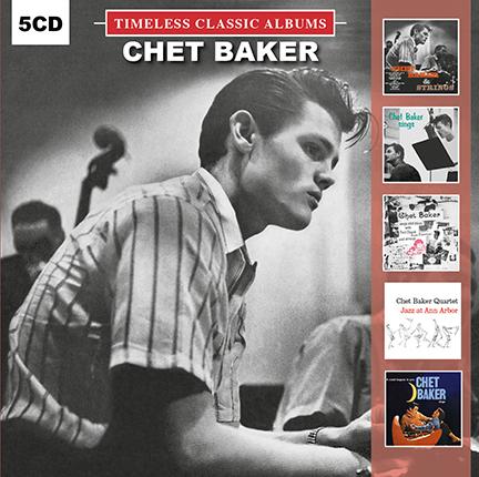 Chet Baker/TIMELESS CLASSICS 5CD
