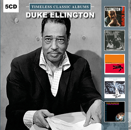 Duke Ellington/TIMELESS CLASSICS 5CD