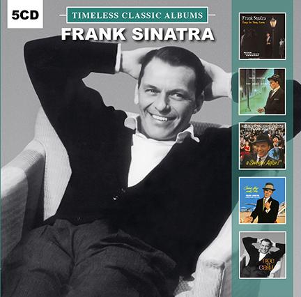 Frank Sinatra/TIMELESS CLASSICS 5CD
