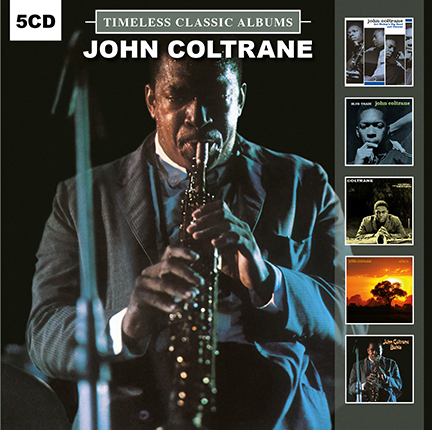John Coltrane/TIMELESS CLASSICS 5CD