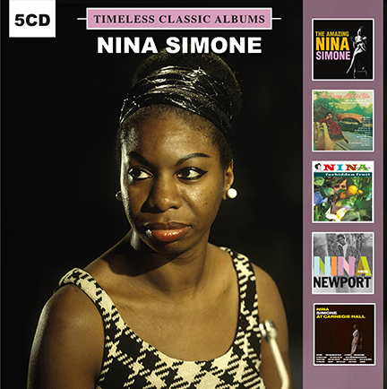 Nina Simone/TIMELESS CLASSICS 5CD
