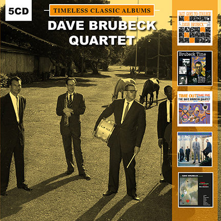Dave Brubeck/TIMELESS CLASSICS 5CD