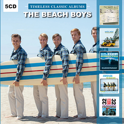 Beach Boys/TIMELESS CLASSICS 5CD