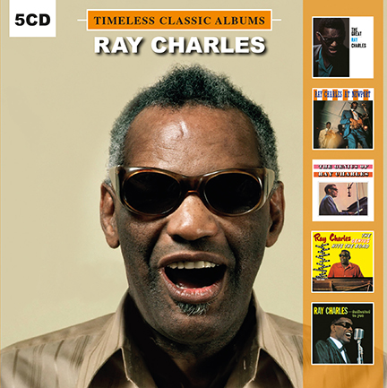 Ray Charles/TIMELESS CLASSICS 5CD