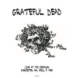 Grateful Dead/LIVE AT CENTRUM (180g) DLP
