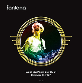 Santana/LIVE AT COW PALACE '77(180g) DLP