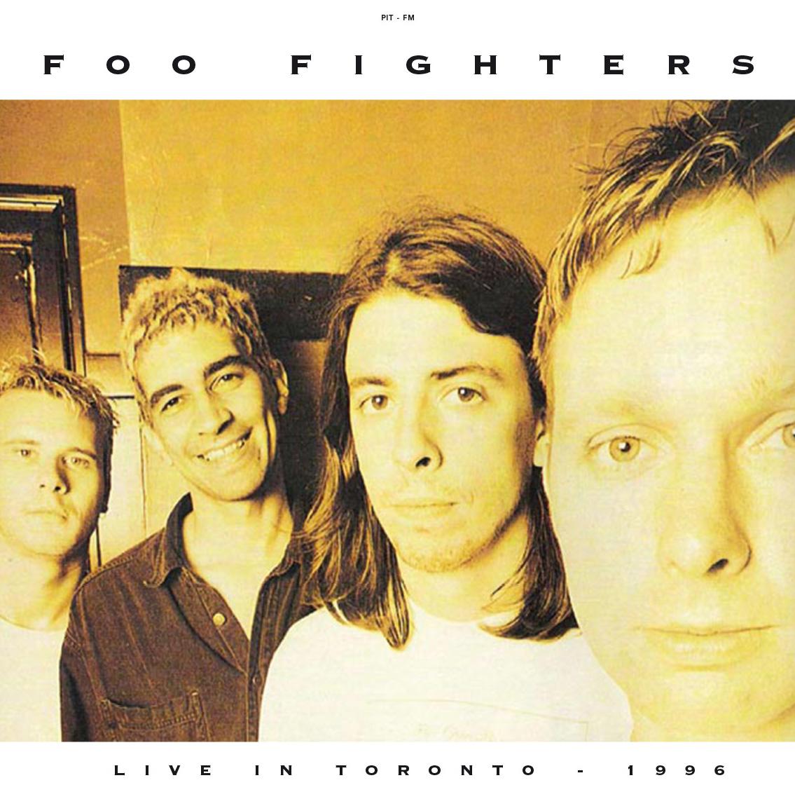 Foo Fighters/LIVE TORONTO '96 (180g) LP