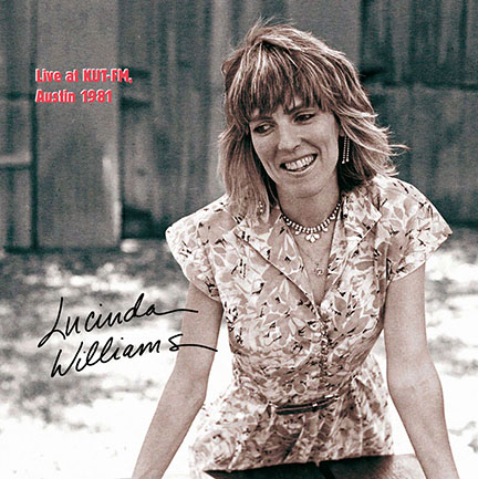 Lucinda Williams/AUSTIN 1981 (180g) LP
