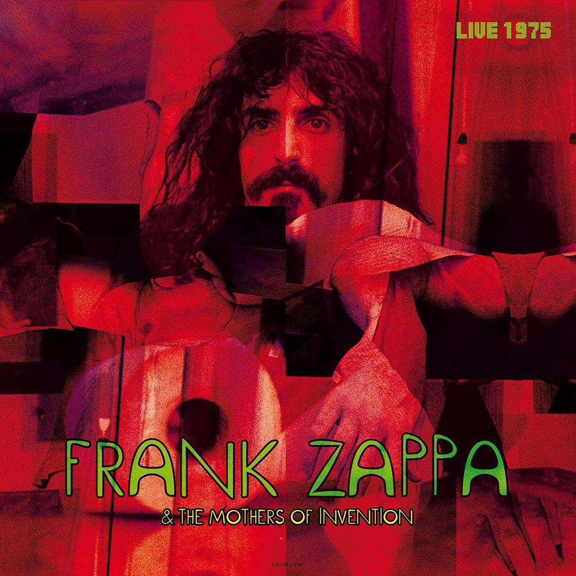 Frank Zappa/LIVE VANCOUVER '75(180g) DLP