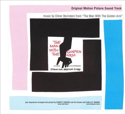 Elmer Bernstein/MAN WITH GOLDEN ARM LP