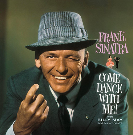 Frank Sinatra/COME DANCE WITH (180g) LP