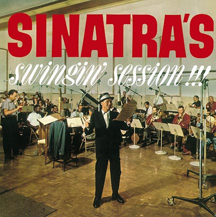 Frank Sinatra/SWINGIN' SESSION (180g) LP