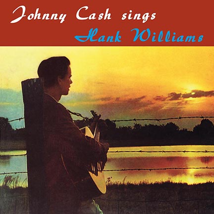 Johnny Cash/SINGS HANK WILLIAMS(180g) LP