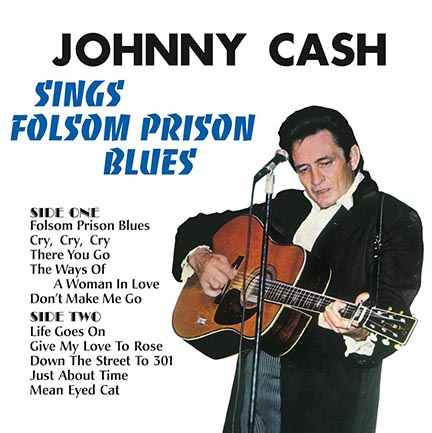 Johnny Cash/SINGS FOLSOM PRISON(180g) LP