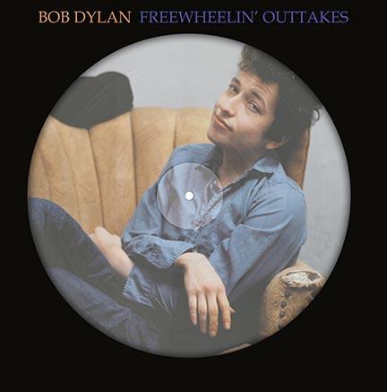 Bob Dylan/FREEWHEELIN' OUTTAKES PIC LP