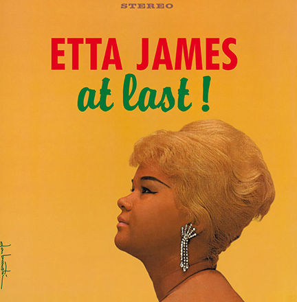 Etta James/AT LAST! (180g) LP
