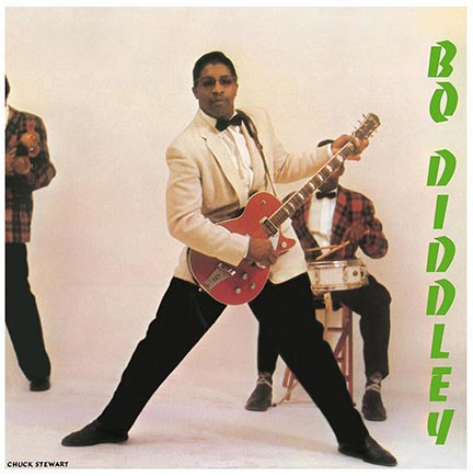 Bo Diddley/BO DIDDLEY 1957 (180g) LP