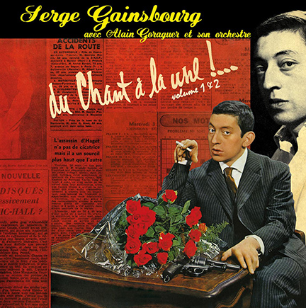 Serge Gainsbourg/DU CHANT VOL1&2(180g)LP