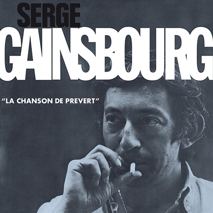 Serge Gainsbourg/LA CHANSON DE (180g) LP