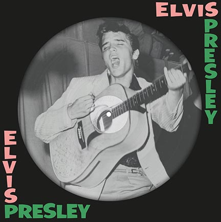 Elvis Presley/FIRST ALBUM PIC LP