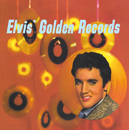 Elvis Presley/GOLDEN RECORDS V1 180g LP