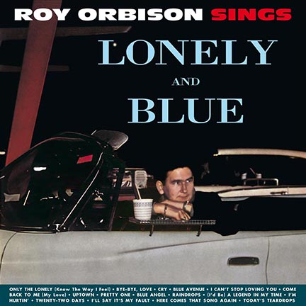 Roy Orbison/LONELY AND BLUE (180g) LP