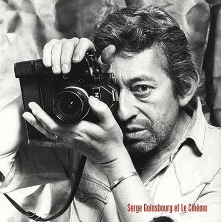 Serge Gainsbourg/ET LE CINEMA(180g) LP