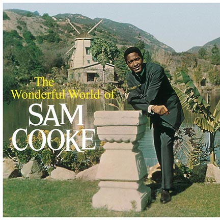 Sam Cooke/WONDERFUL WORLD OF (180g) LP