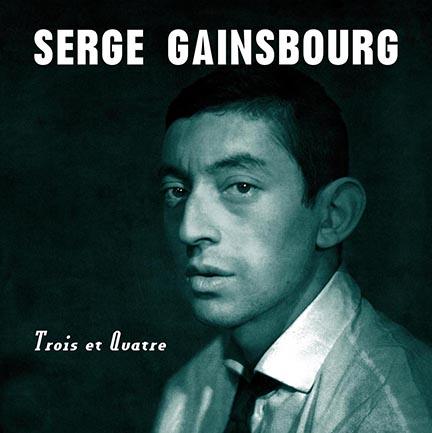 Serge Gainsbourg/TROIS ET QUATRE(180g)LP