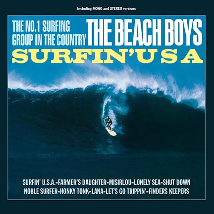 Beach Boys/SURFIN' USA (180g) LP