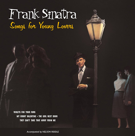Frank Sinatra/SONGS FOR YOUNG (180g) LP