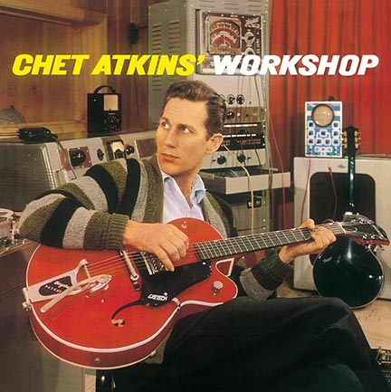 Chet Atkins/WORKSHOP (180g) LP
