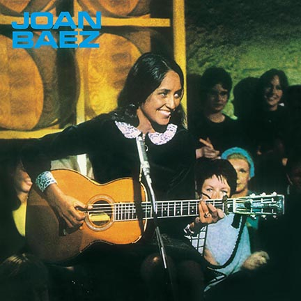 Joan Baez/BAEZ (180g) LP