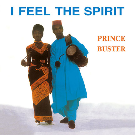 Prince Buster/I FEEL THE SPIRIT(180g) LP