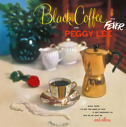Peggy Lee/BLACK COFFEE & FEVER (180g) LP