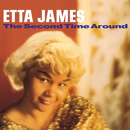 Etta James/SECOND TIME AROUND LP