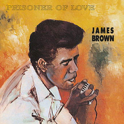 James Brown/PRISONER OF LOVE (180g) LP