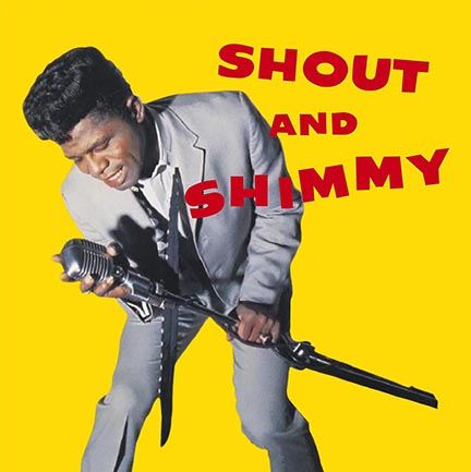James Brown/SHOUT AND SHIMMY (180g) LP
