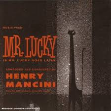 Henry Mancini/MR LUCKY GOES LATIN OST LP