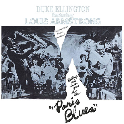 Duke Ellington/PARIS BLUES OST (180g) LP
