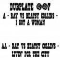 "Beatsy Collins/RAY CHARLES RE-EDIT 7"""