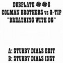 Colman Brothers/BREATHING WITH DG 7""