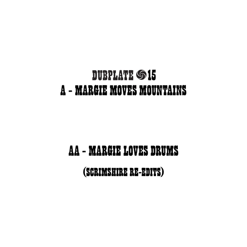 "Scrimshire/MARGIE MOVES MOUNTAINS 7"""