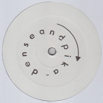 Dense & Pika/BAD BACK 12""
