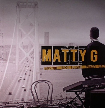 Matty G/BACK TO THE BAY 12""