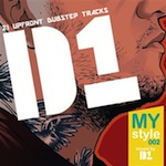 D1/MY STYLE 002 (MIXED) CD