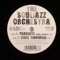 "Souljazz Orchestra/PARASITE 7"""