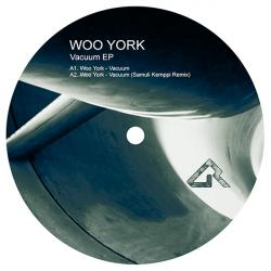 "Woo York/VACUUM EP 12"""