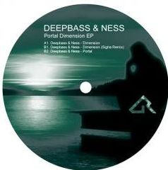 Deepbass & Ness/DIMENSION-SIGHA RMX 12""